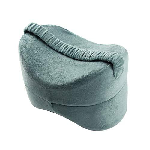 baoblaze cuscino ginocchio donne di maternit gamba di gravidanza allevia affaticamento - lago blu, 25,5  18  18 cm