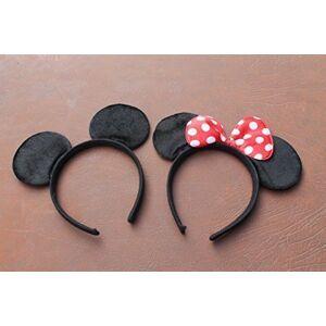 Life Is Good I x Minnie e 1 x Mickey Mouse Morbido Schiuma Orecchie on Fascia