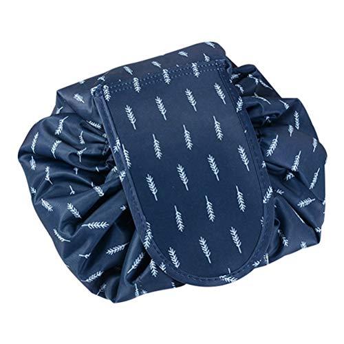 samSN Make Up Bags Toilette Wash Cosmetic Bag Trucco Storage Case Organizer Coulisse Shrink Pieghevole Moda donna Accessori da viaggio Forniture B