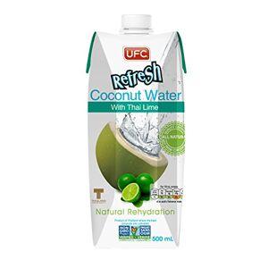 Ufc Coconutwater Thai Lime Tpak - Pacco da 12 x 540 g