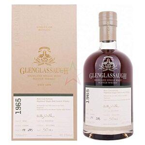 Glenglassaugh 50 Years Old Rare Cask Release Highland Single Malt Scotch Whisky 1965-700 ml