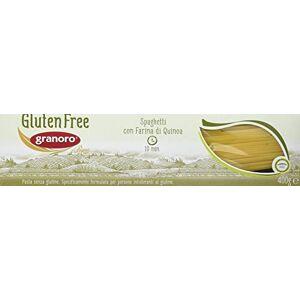 Granoro Gluten Free Spaghetti, Senza glutine, 1 Confezione da 400 g.