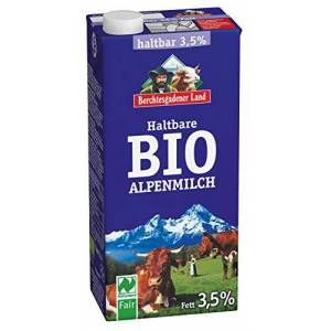 Berchtesgadener land Latte Intero Uht - 1 ml