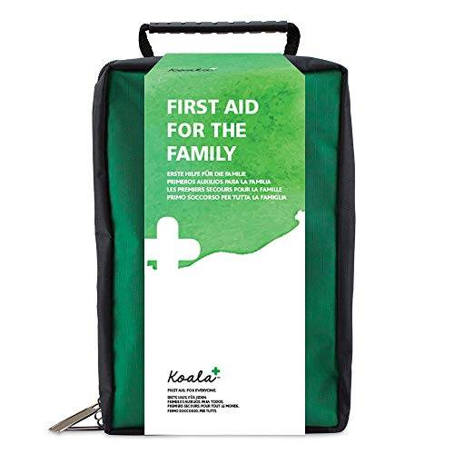 koala - kit di pronto soccorso per famiglia, 900 g - verde