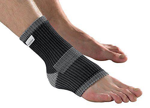 vulkan sorbothane - solette per scarpe da calcio, per corsa o camminata, per ridurre i plantari per fascite plantare, supporto per tallone e sollievo dal dolore all'arco, 44-45