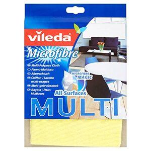 Vileda MultiPanno di microfibra multiuso[Confezione da 3]