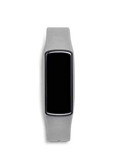 ade am1703 activity tracker fitvigo. braccialetto fitness con app multipremiata per android o iphone. pedometro, frequenza cardiaca, contacalorie, sleep tracker. cinturino di ricambio e batterie incl.