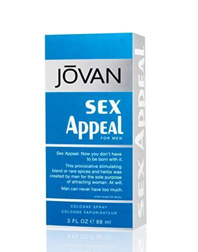 Astor Jovan Sex Appeal Men Eau De Cologne - 88 ml