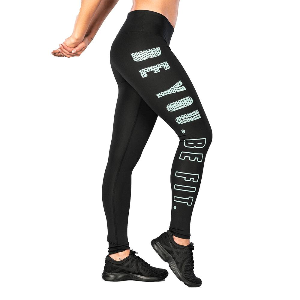 Prozis Leggings Power UP - Be You Be Fit