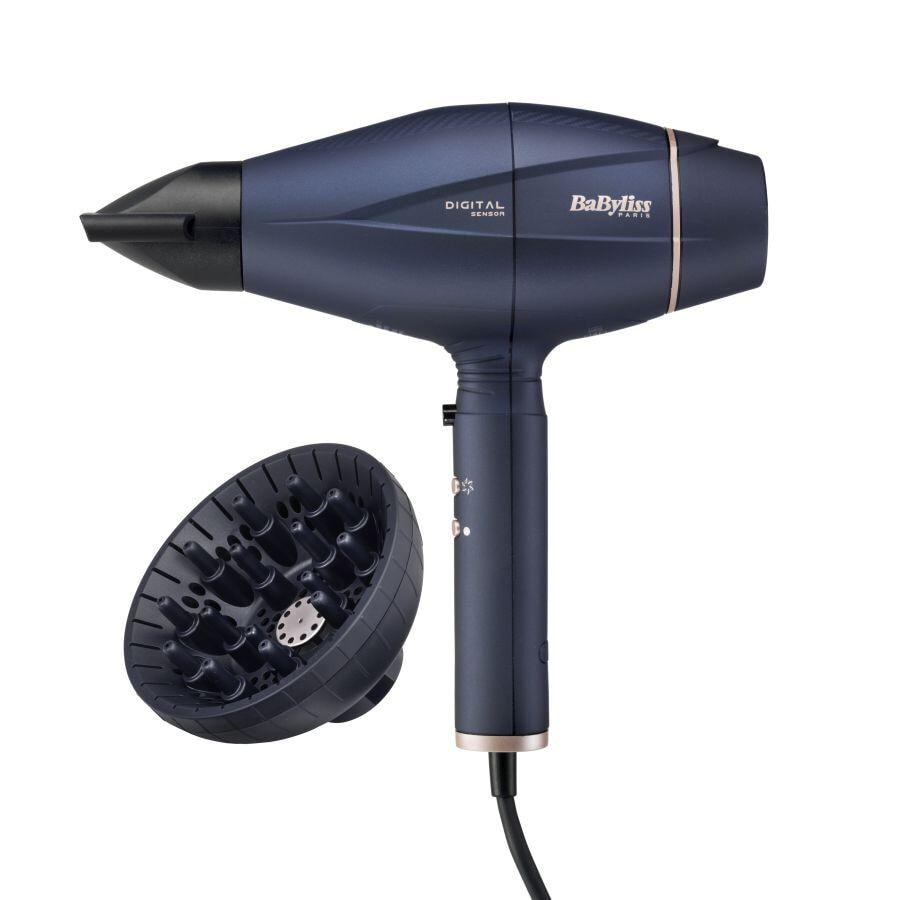 Babyliss Asciugacapelli Digital Sensor 6500E