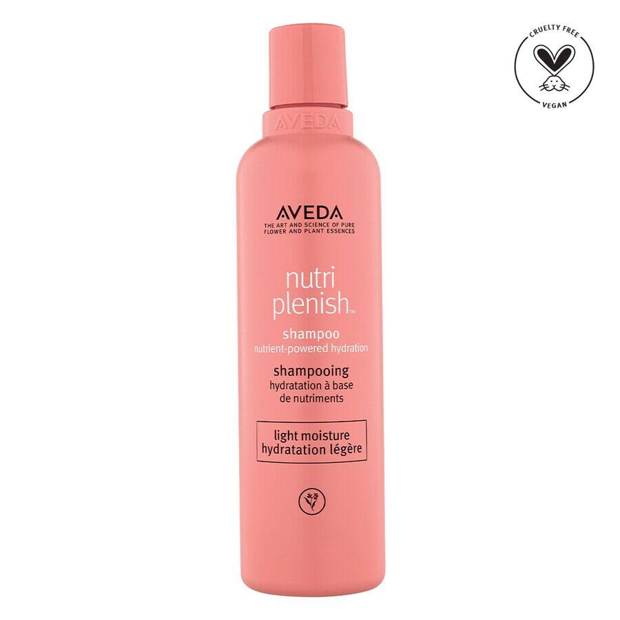 aveda nutriplenish™ hydrating light moisture shampoo capelli 250ml