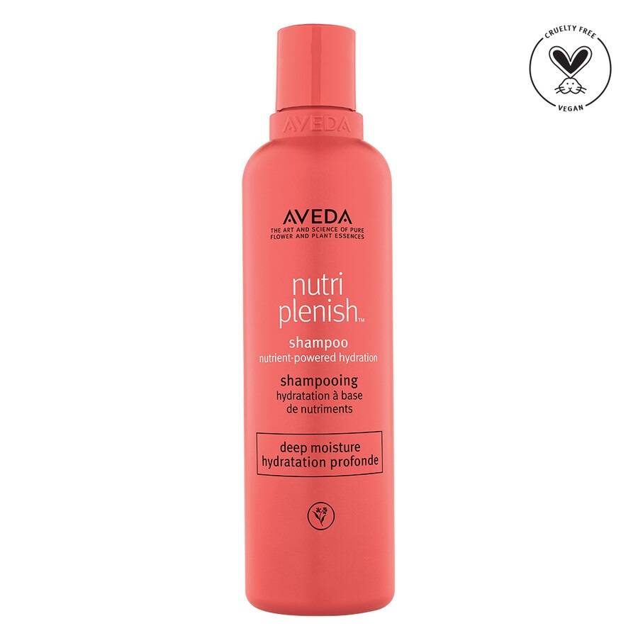 aveda nutriplenish™ hydrating deep moisture shampoo capelli 250ml