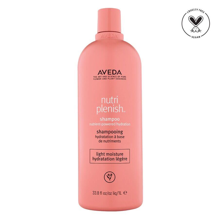 aveda nutriplenish™ hydrating light moisture shampoo capelli 1000ml