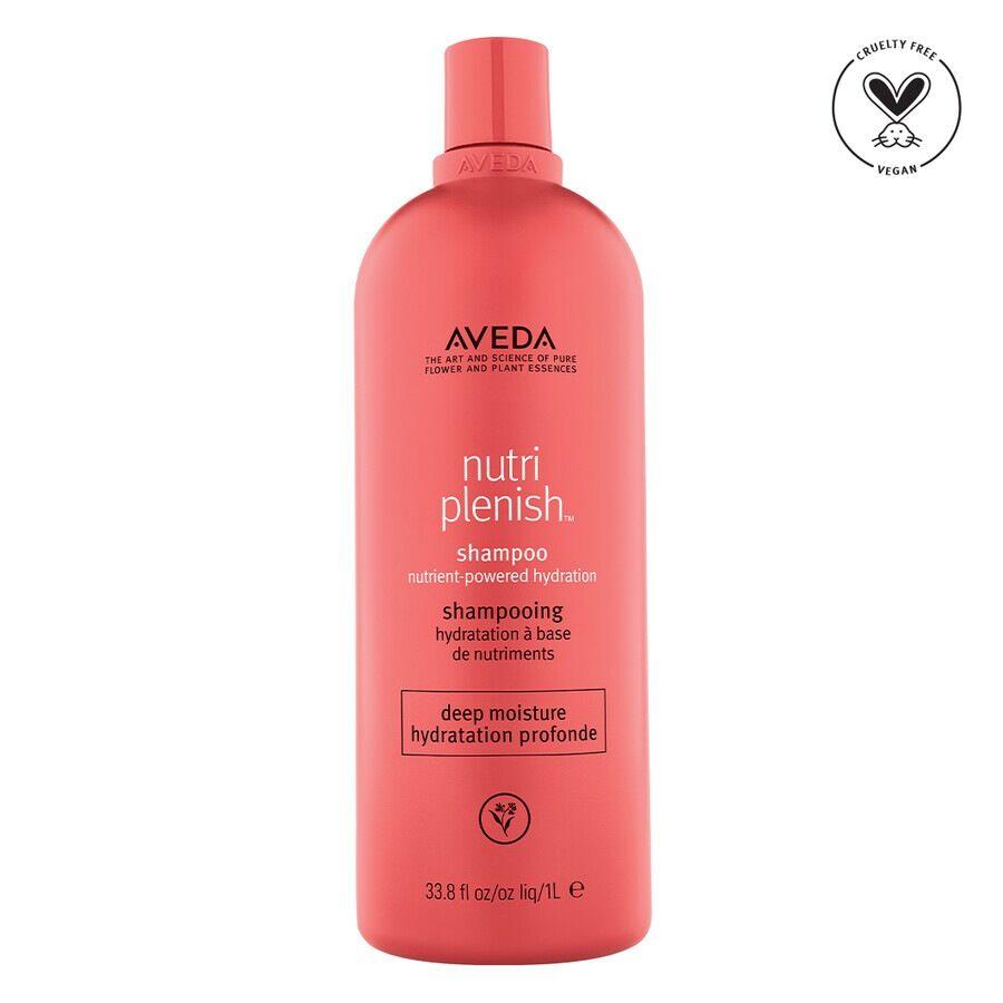 aveda nutriplenish™ hydrating deep moisture shampoo capelli 1000ml