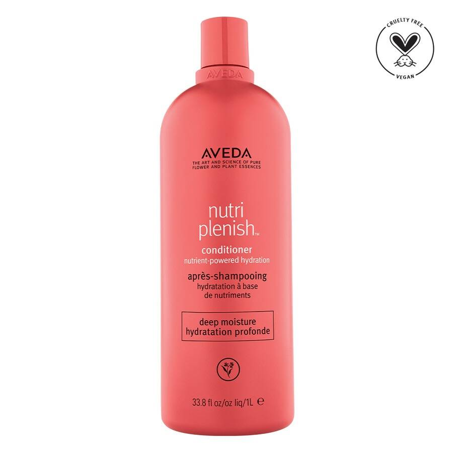 aveda nutriplenish™ hydrating conditioner deep moisture balsamo capelli 1000ml