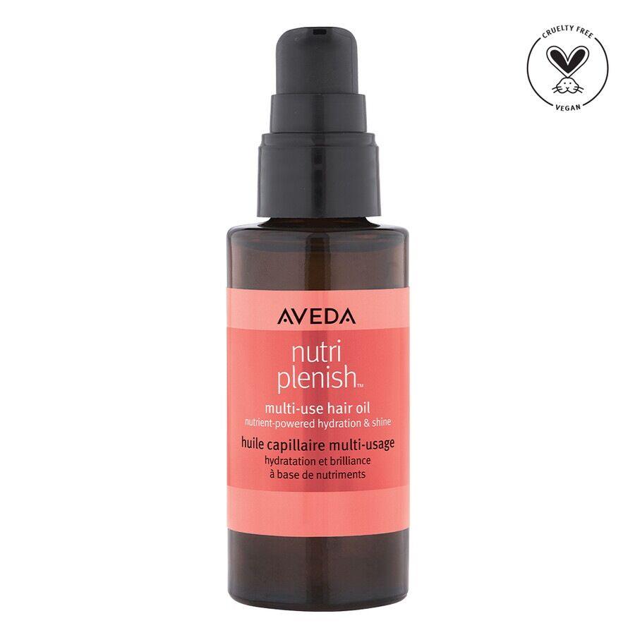 aveda nutriplenish™ multi-use hair oil olio capelli 30ml