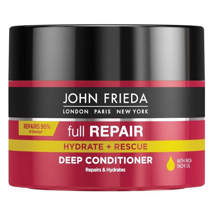 john frieda hydrate & rescue maschera intensiva idratante riparatrice maschera capelli 250ml