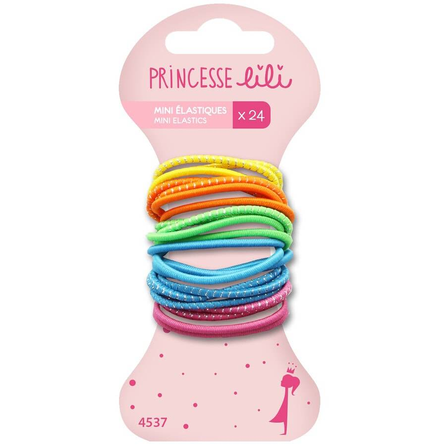 Princesse Lili Set Elastici Assortiti Elastico Capelli
