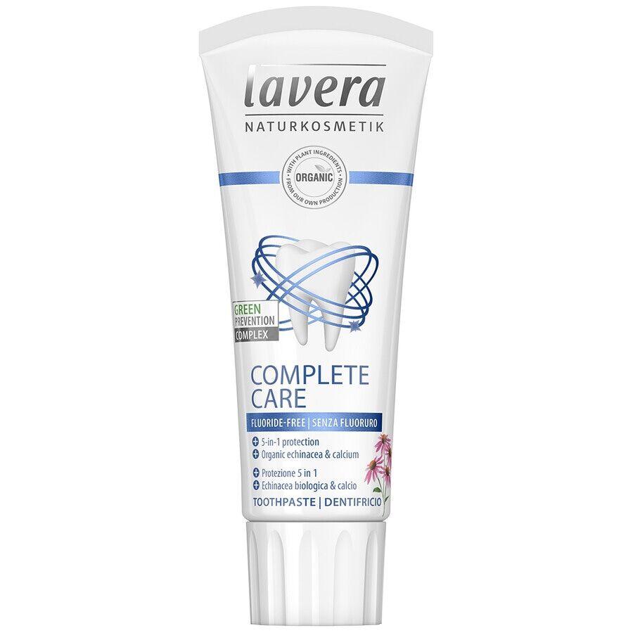 lavera dentifricio complete care senza fluoruro 75ml