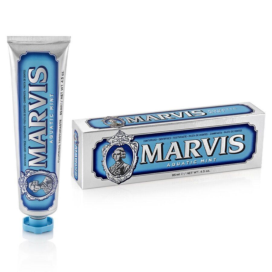 marvis dentifricio acquatic mint 85ml