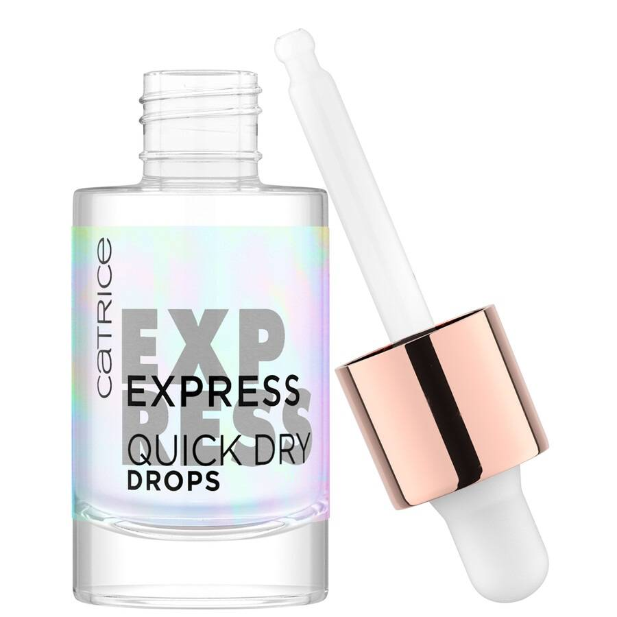 catrice express quick gocce ad asciugatura rapida per smalto unghie asciuga smalto 8ml