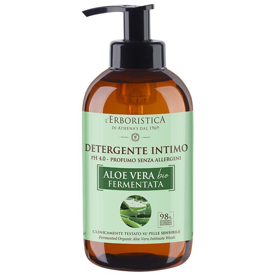 athena's detergente intimo aloe bio fermentata detergente intimo 250ml