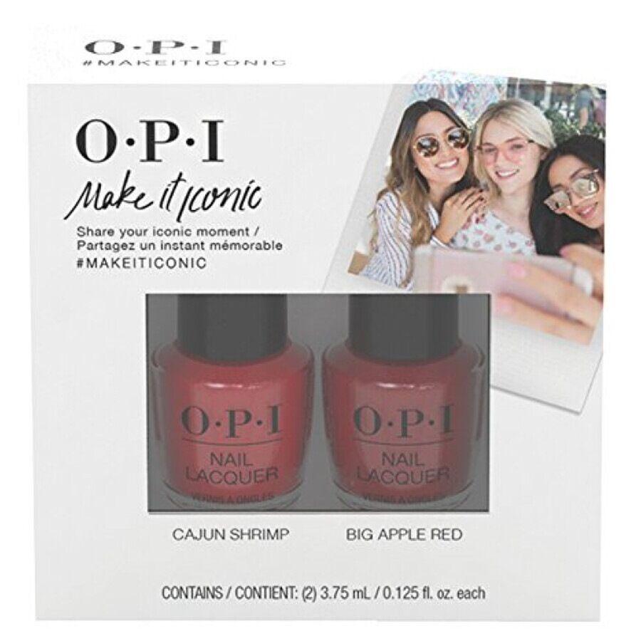 opi mini pack #2 icons cofanetto unghie