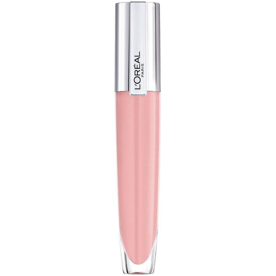 l'oréal paris 402 - i soar brilliant signature plump, lucidalabbra con acido ialuronico e complesso collagene 6ml