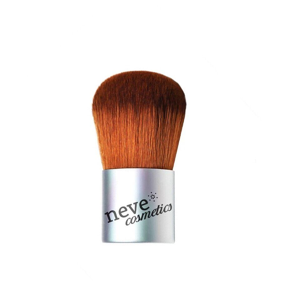 neve cosmetics pennello kabuki pennello make up