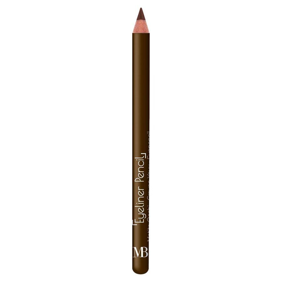 miss broadway 641-02 marrone eyeliner pencil matita occhi