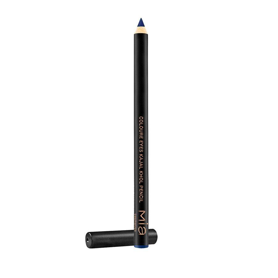 mia make up mk003 - hi tech blue colour eyes kajal  khol pencil matita occhi 4.5 g
