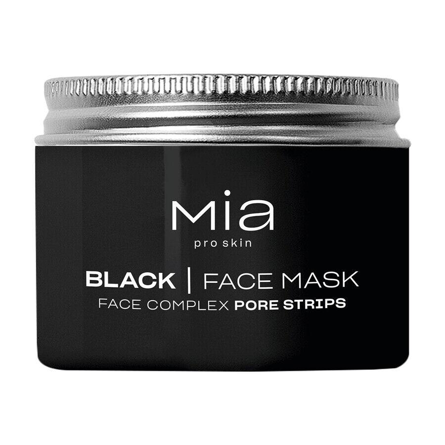 mia make up black face mask maschera viso 30ml