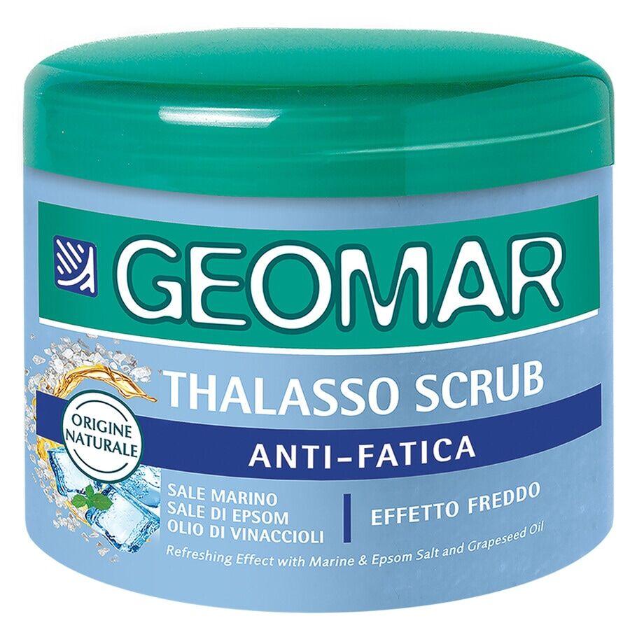 geomar thalasso scrub antifatica esfoliante corpo 600ml