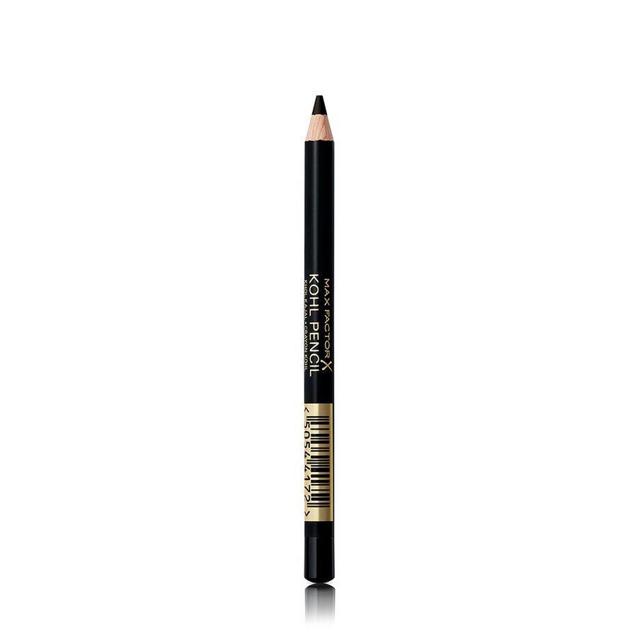 max factor 020  black kohl eyeliner pencil matita occhi 4g