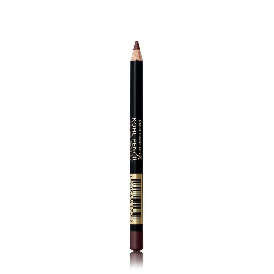 max factor 030  brown kohl eyeliner pencil matita occhi 4g