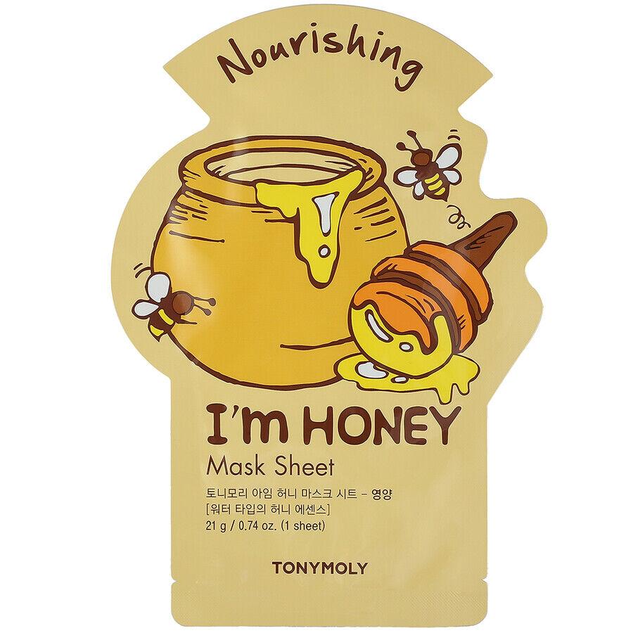 tonymoly i´m honey mask sheet maschera viso