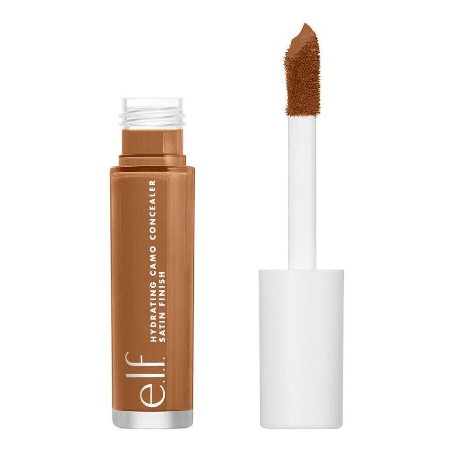 e.l.f. cosmetics deep cinnamon hydrating satin camo concealer correttore 6ml