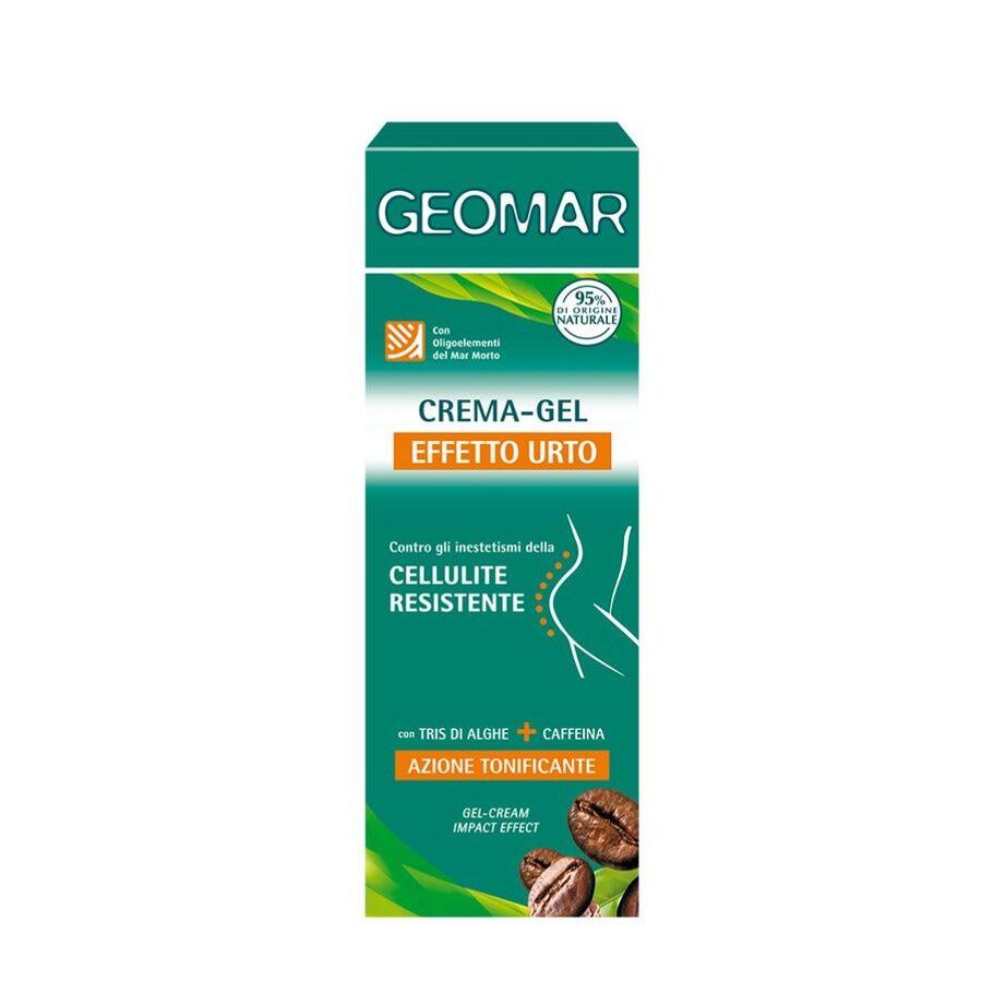 geomar crema-gel effetto urto anticellulite 200 ml crema corpo 200ml