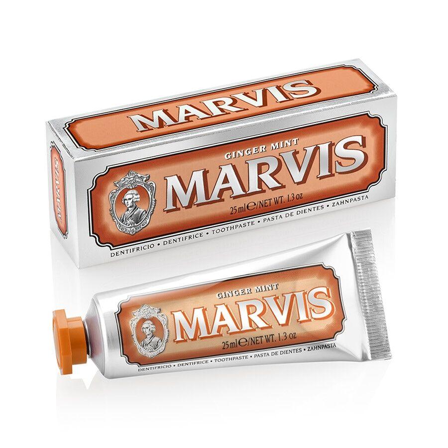 marvis dentifricio ginger mint 25ml
