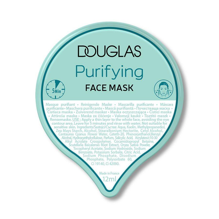 douglas collection maschera viso purificante 12ml