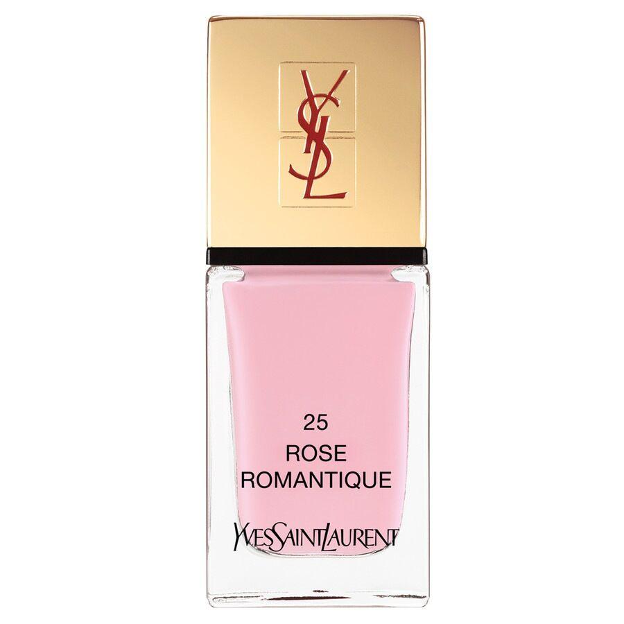 yves saint laurent 25 - rose romantique la laque couture smalto 10ml