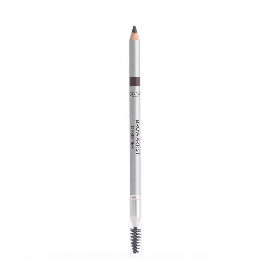 l'oréal paris 302 - golden brown brow artist designer 3 deep brown matita sopracciglia 1.02 g