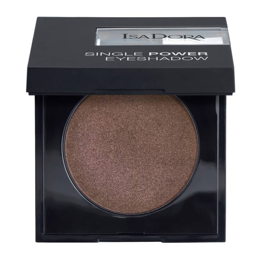 isadora 12 taupe metal single power eyeshadow ombretto 2.2 g