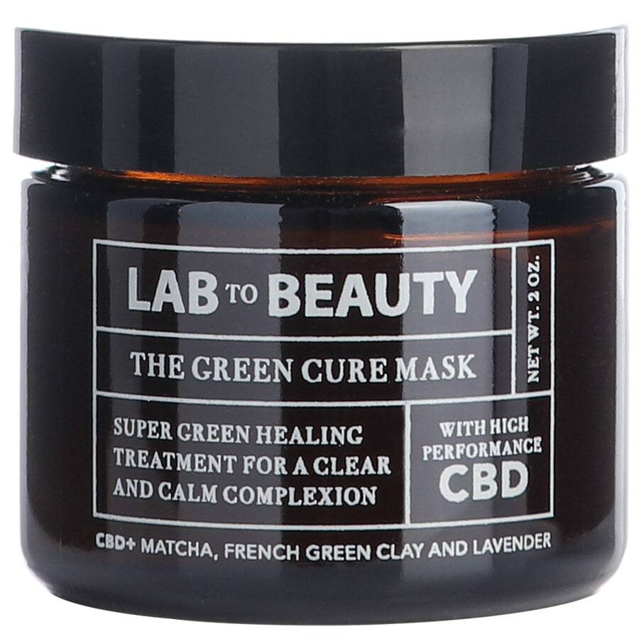 lab to beauty the green cure mask maschera viso