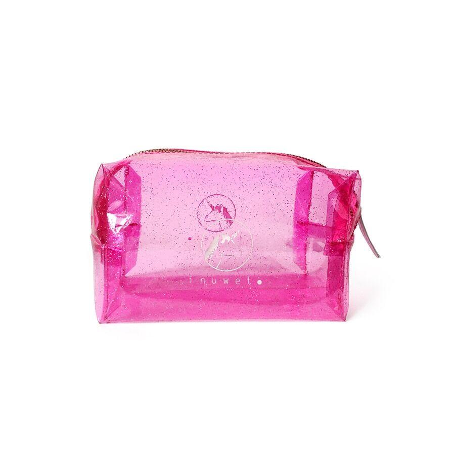inuwet glitter unicorn wallet pochette