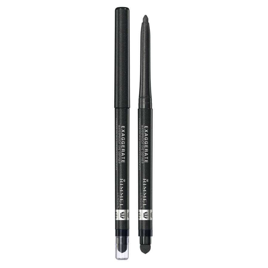 rimmel 263 - sparkle black exaggerate matita occhi 0.28 g
