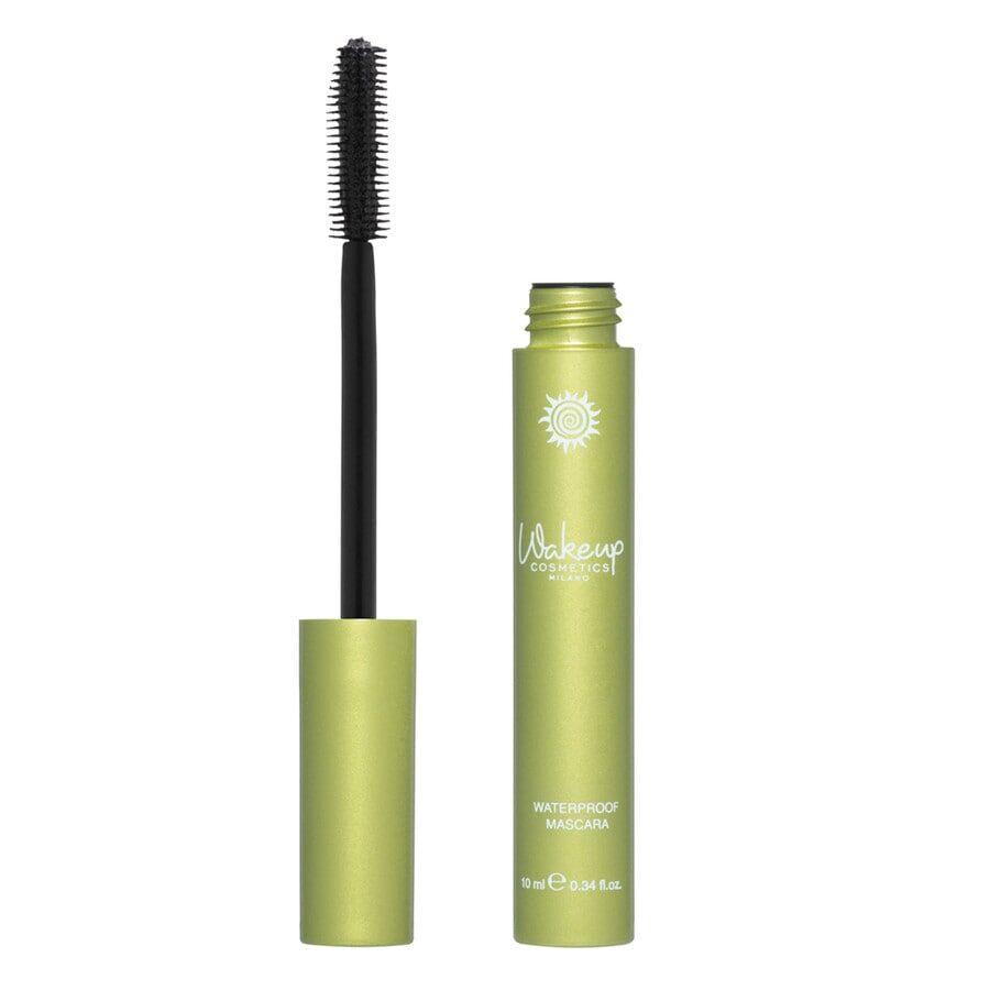 wakeup cosmetics black waterproof mascara 10ml