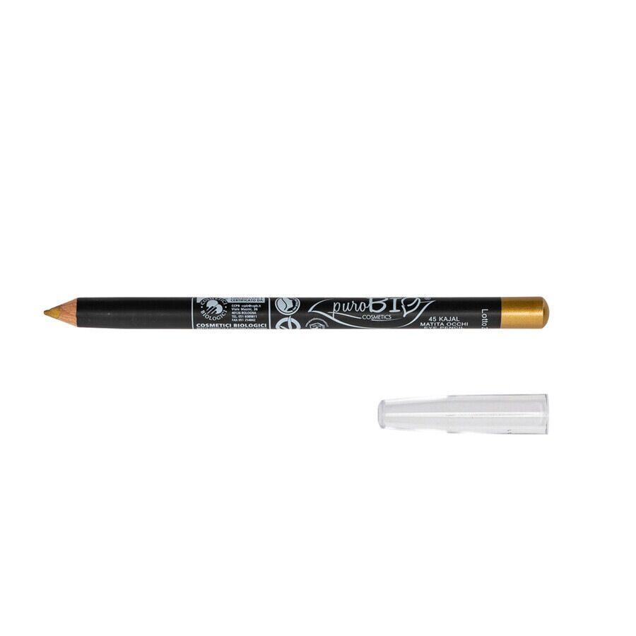 purobio 45 ottone kajal matita occhi 1.3 g