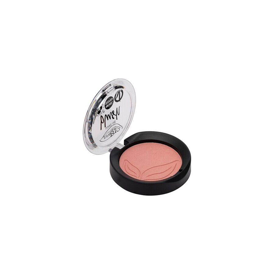 purobio 01 rosa satinato blush in cialda pack 5.2 g