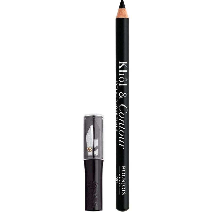 bourjois 01 noir-issime khol et contour matita occhi 1.2 g